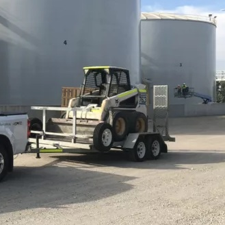 Bobcat hire with operator - Singleton, Greenfields, Karnup, Port Kennedy, Waikiki, Medina, wandi, Wattleup