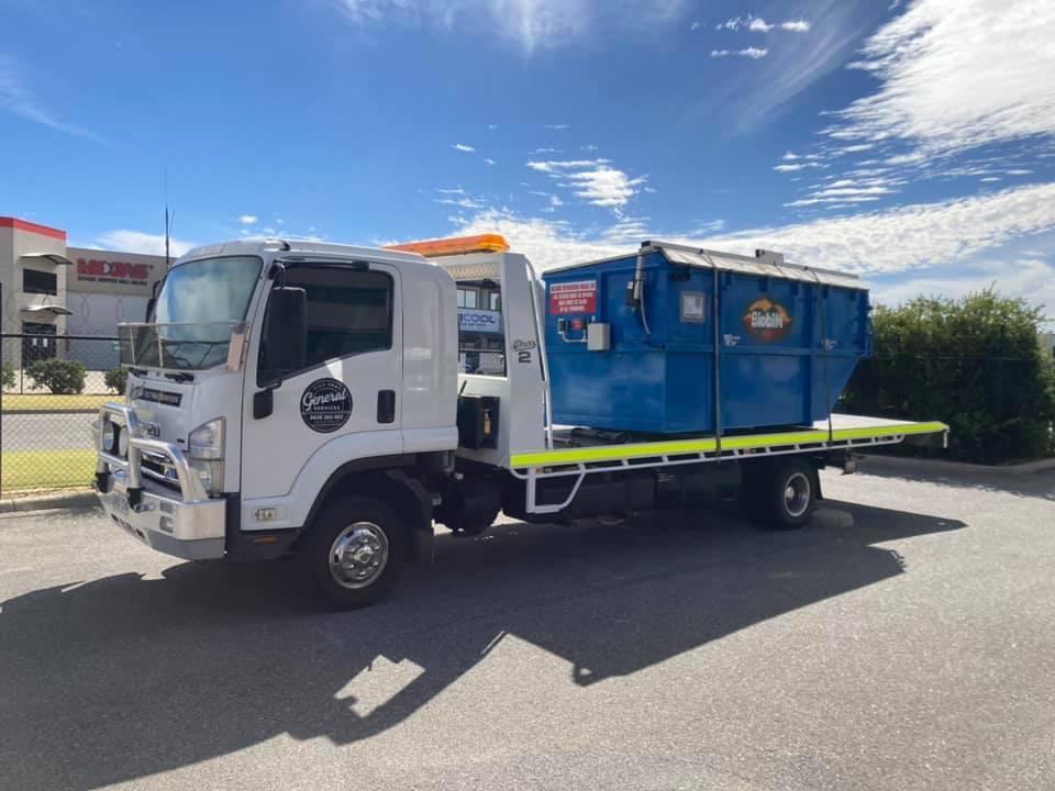 Hire Isuzu Tilt Tray and Tow Truck - Perth Hills, Maddington, Aubin Grove, Bushmead, Noranda, Balcatta, Kingsley