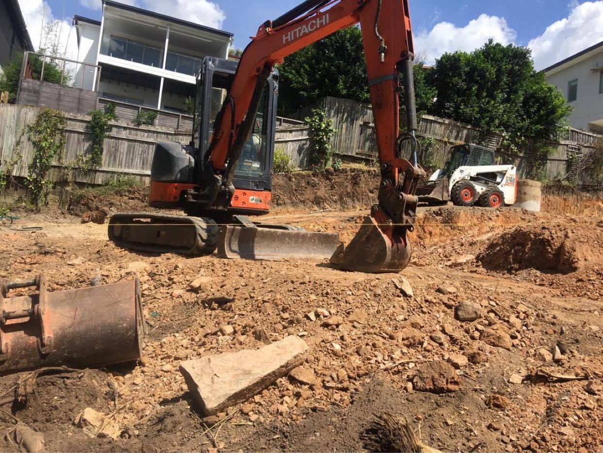 Hire 3.5T Hitachi Excavator