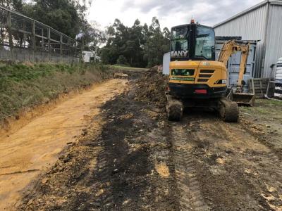 Hire 3.8T Excavator