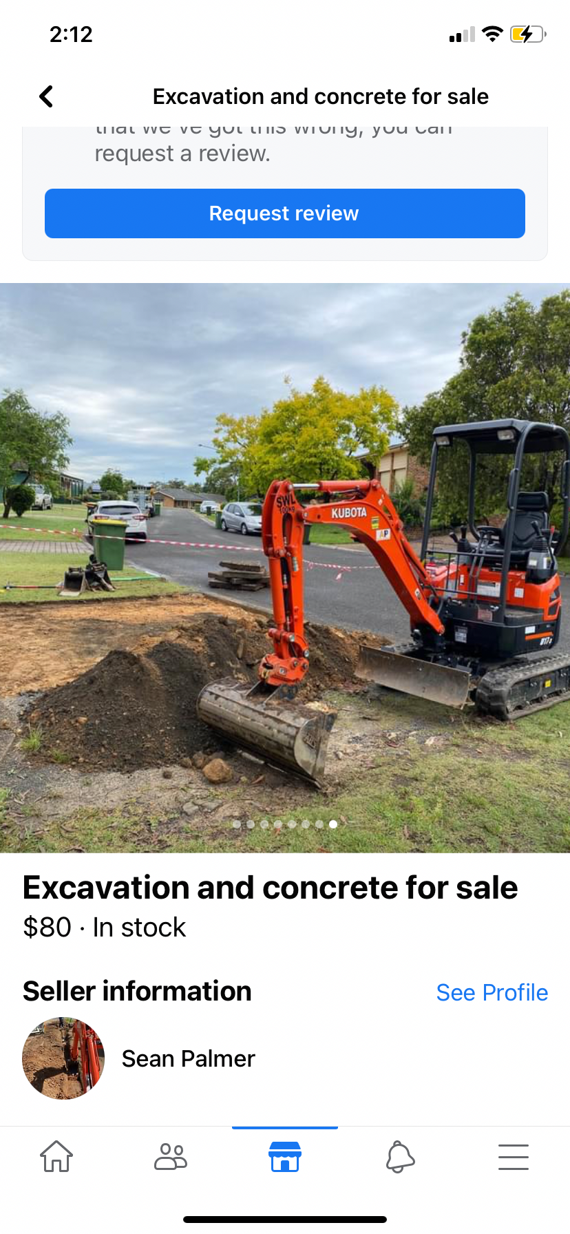 Hire Mini 1.7t Excavator