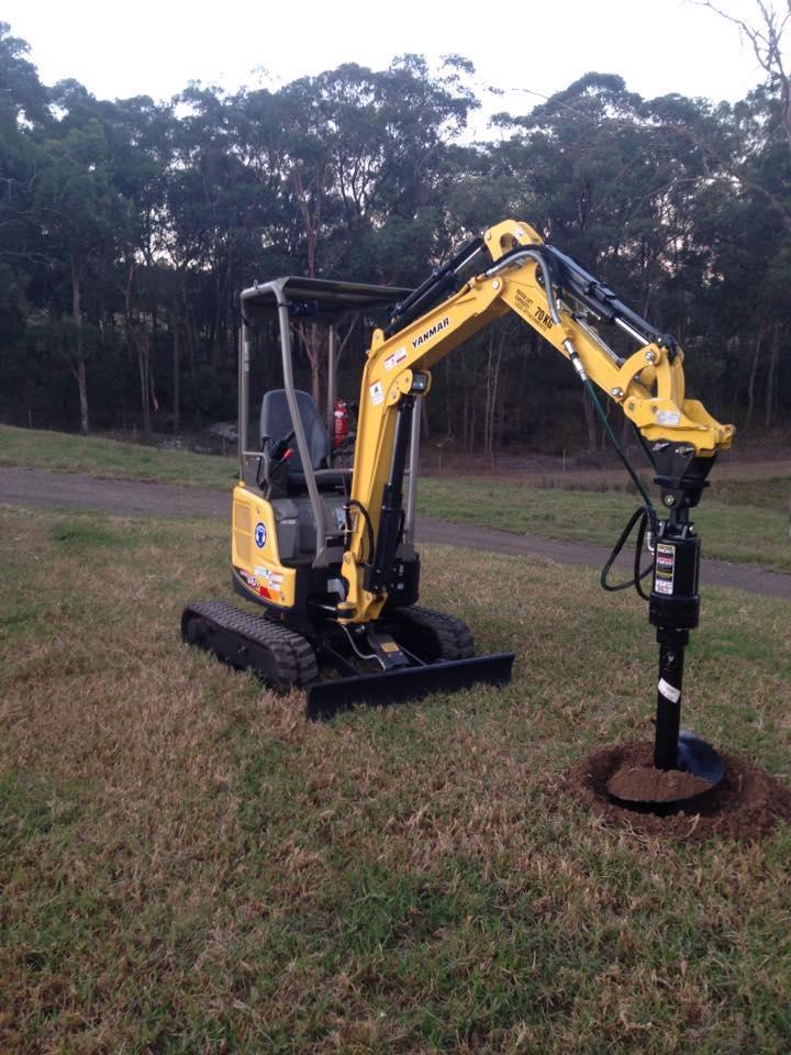 Hire 1.7T Excavator