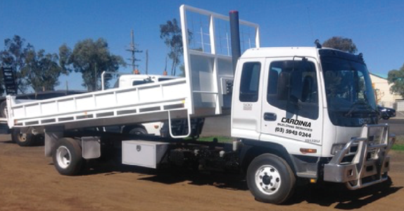 Tipper Hire 5T payload