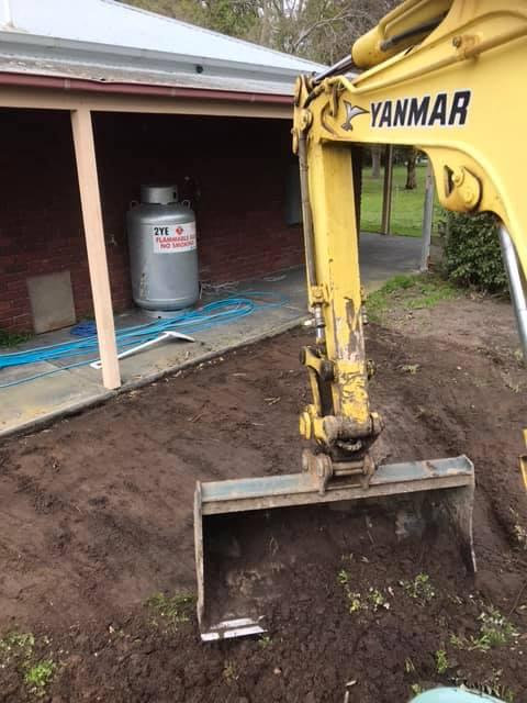 Hire 3.5 Tonne Excavator