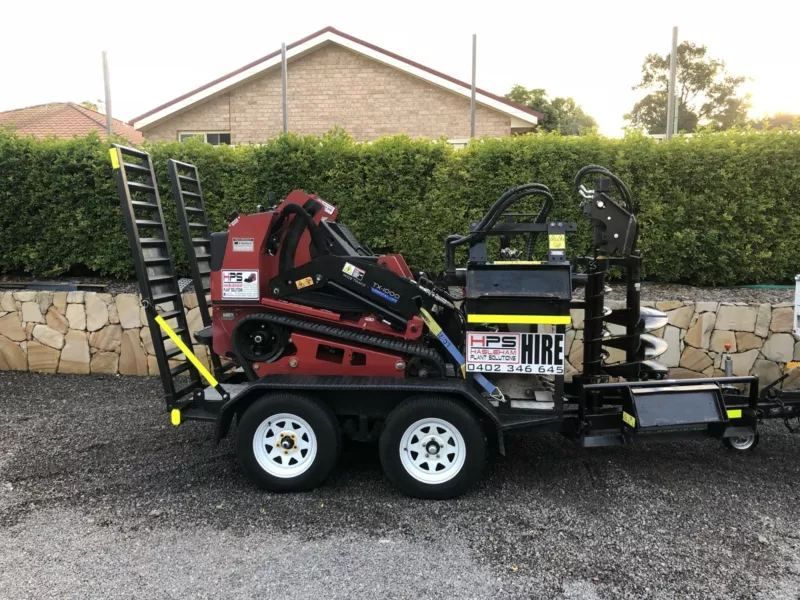 Hire Toro Tracked Dingo Package TX1000