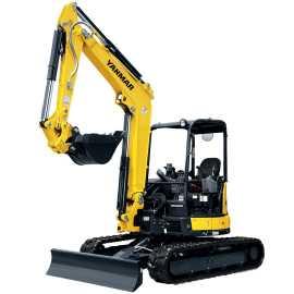 Hire 5 tonne excavator