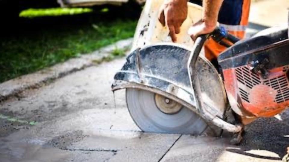 Hire Concrete Saw