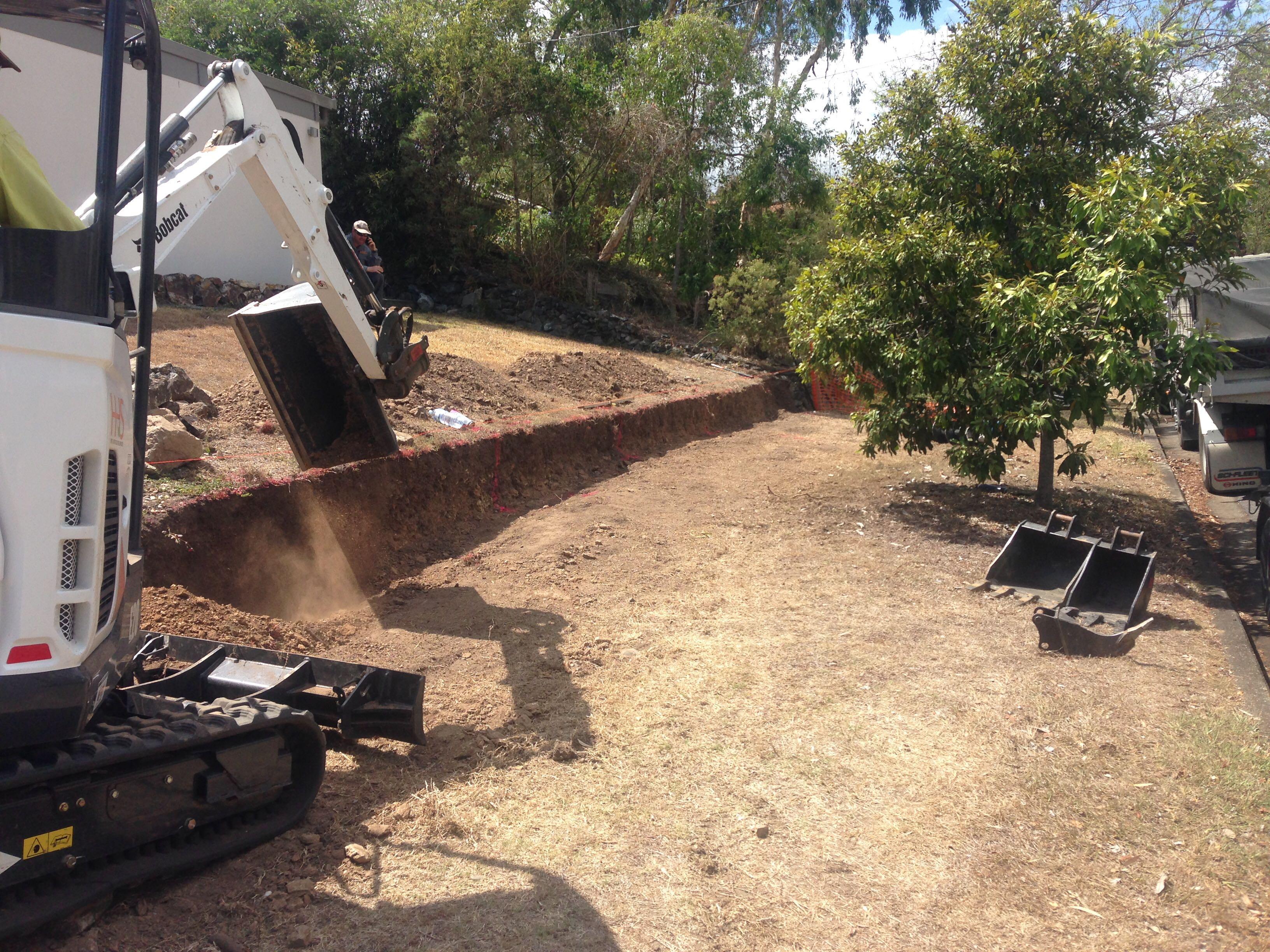 Hire Landscape Construction