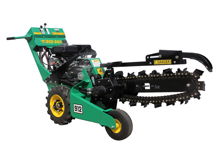 Hire Trencher
