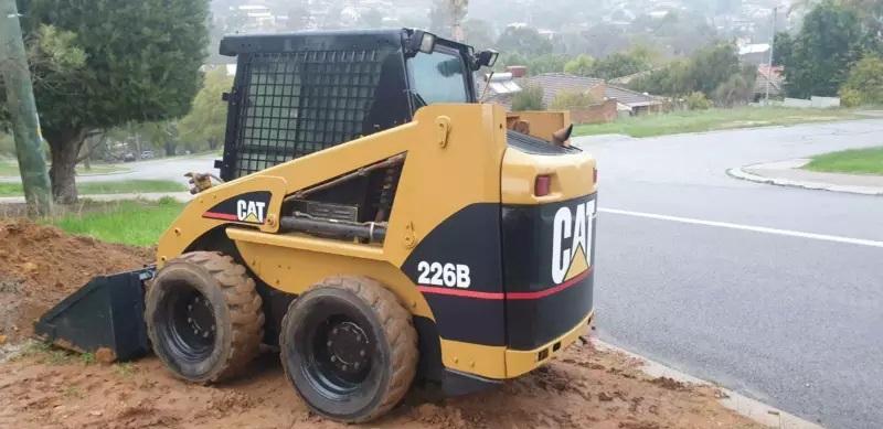 Hire CAT 226b Bobcat near Armadale, Forestdale, Thornlie, Byford
