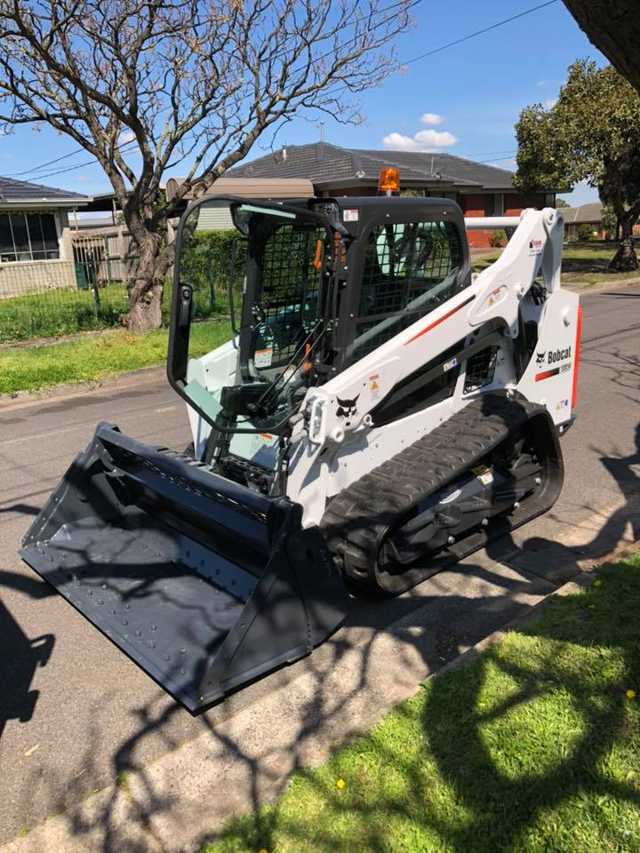Hire Combo - Bobcat and Tip Truck