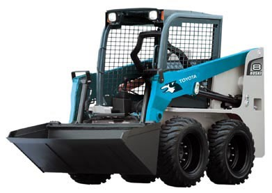 Hire Bobcat and Tipper Truck Combo