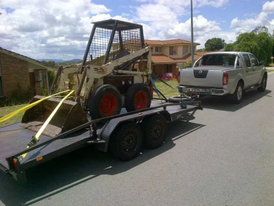 Car Trailer For Hire Central Coast and Surrounding Areas.