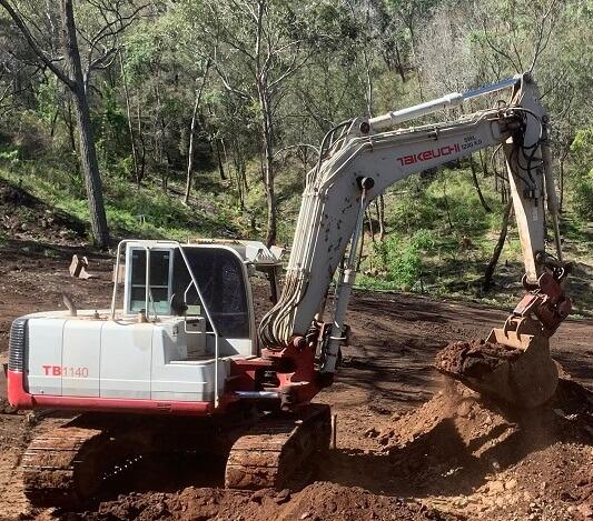 14 Ton Excavator Hire