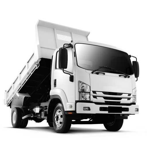 Hire 3 Tonne Tipper Truck
