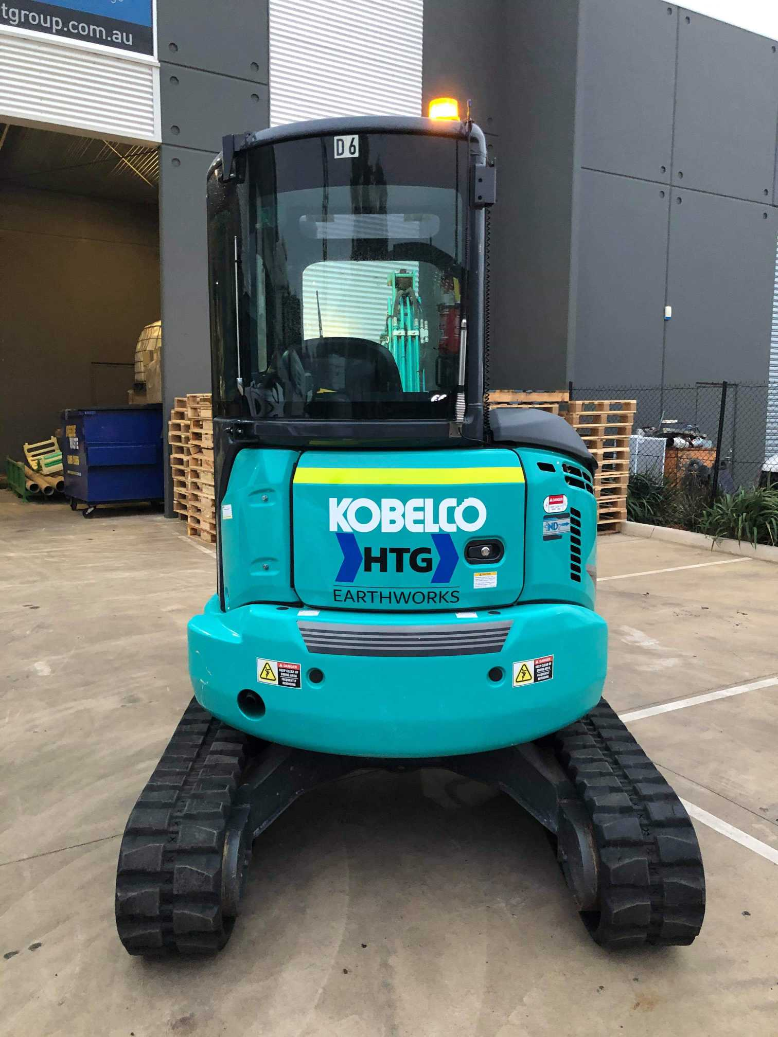Hire 3 Ton Excavator with Operator
