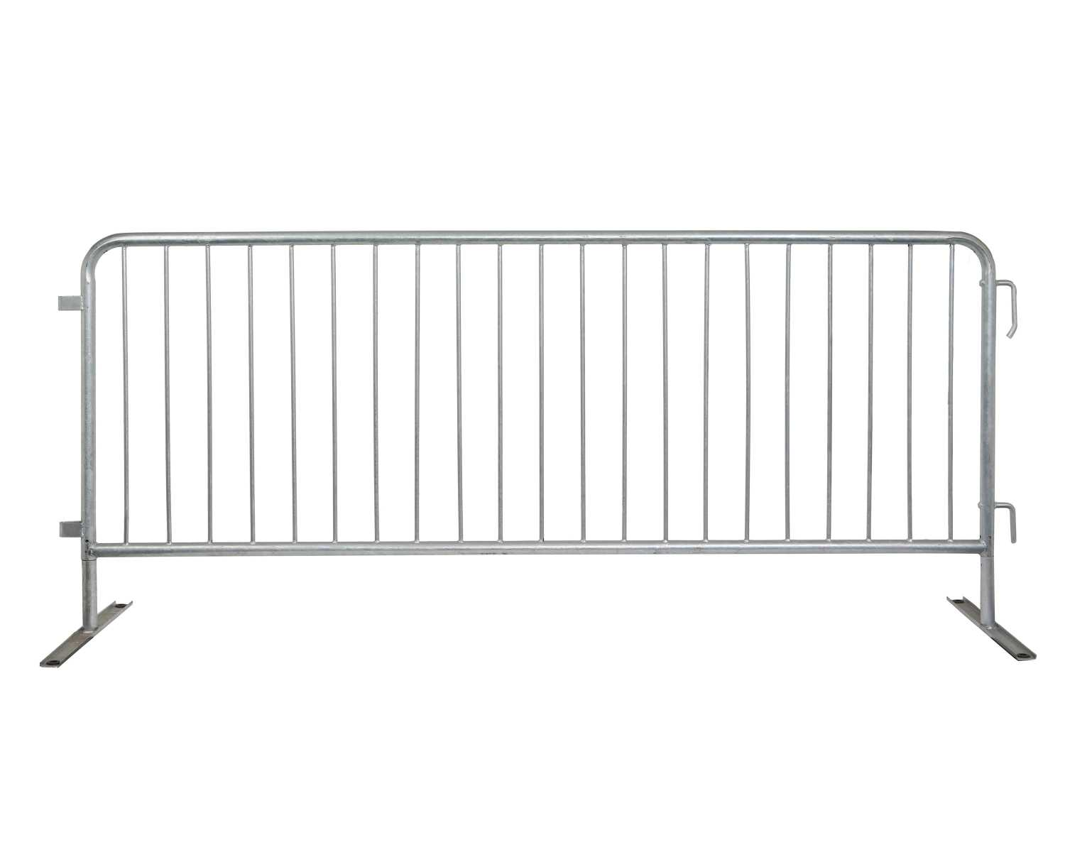 Hire Metal crowd control barriers