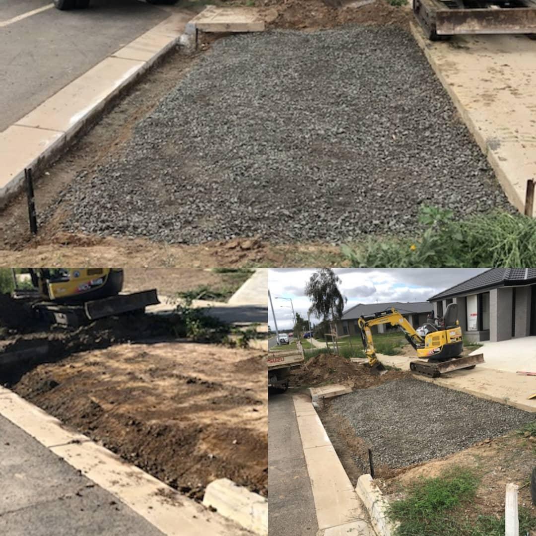 Hire Combo - 1.7T Excavator and Kanga Loader