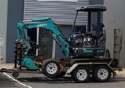 Hire 2.5t Excavator