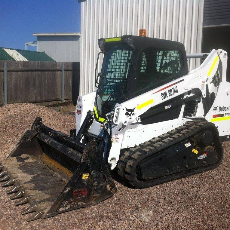 Hire Bobcat T590/ Posi Track