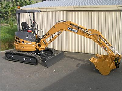Hire Excavator CX36B (3.6 Tonne)