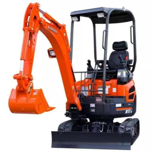 Hire Mini Digger 1.7T Excavator