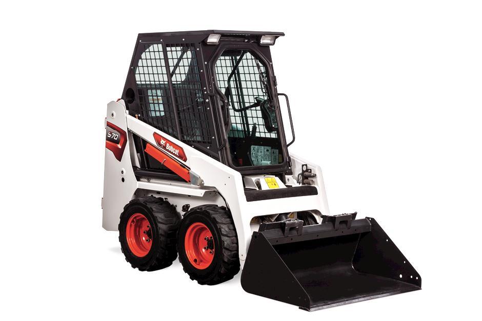 Bobcat S70 for hire near Waterford, Logan Village, Chambers Flat, Park Ridge, Logan, Springwood, and Underwood