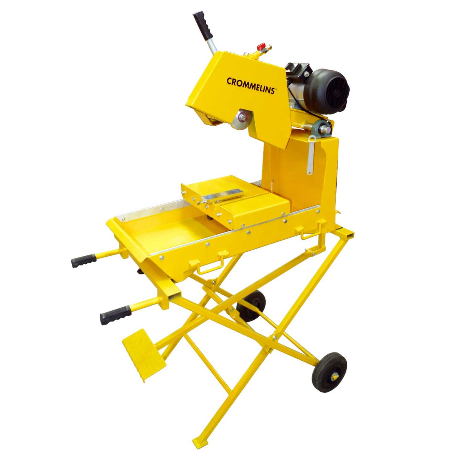 HERCULES HIRE - Cromelins Wet Block and Brick Saw for hire $100/day, pickup from Rocklea