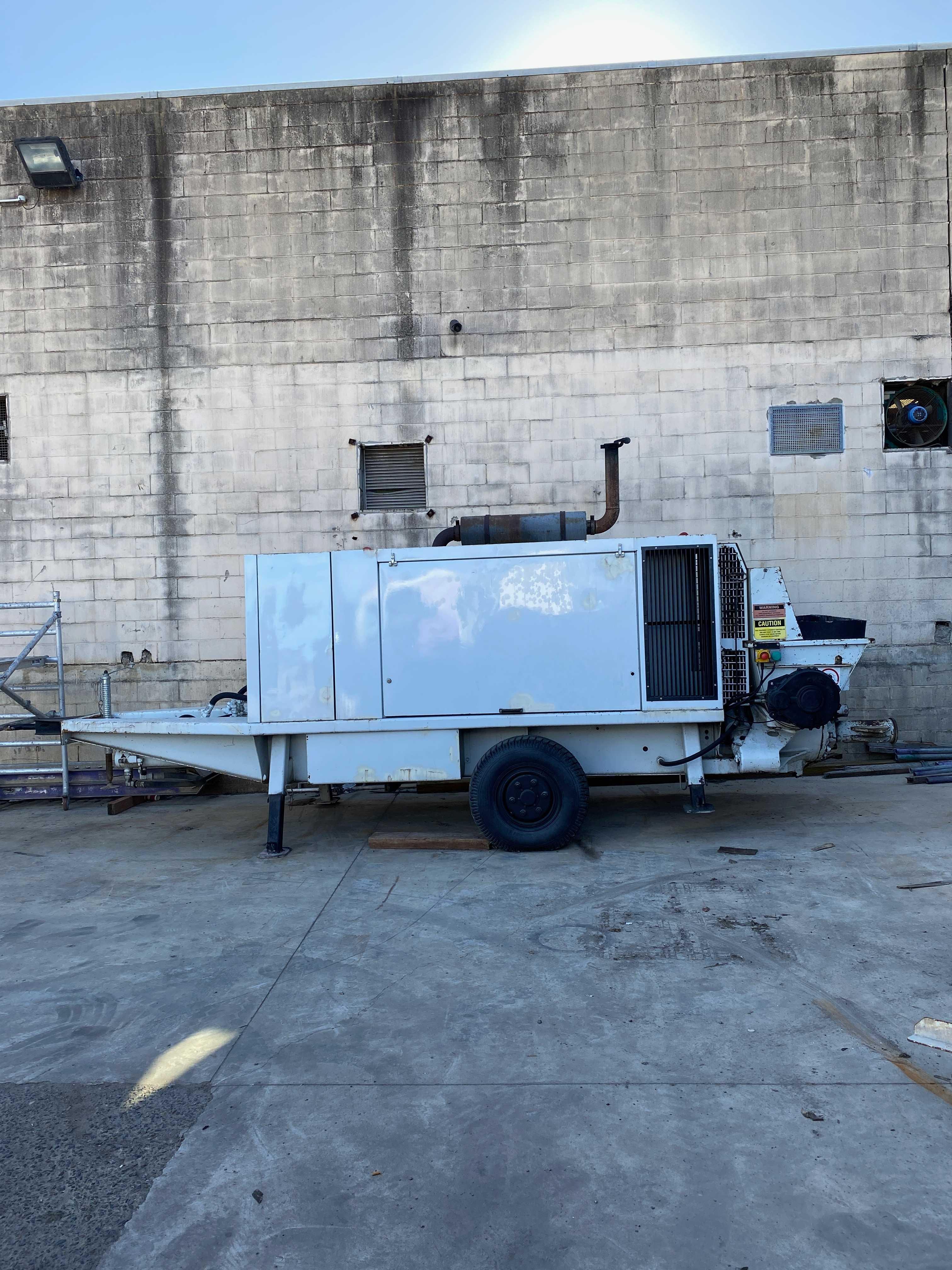 Hire Schwing Trailer Pump - BP3500 HDR