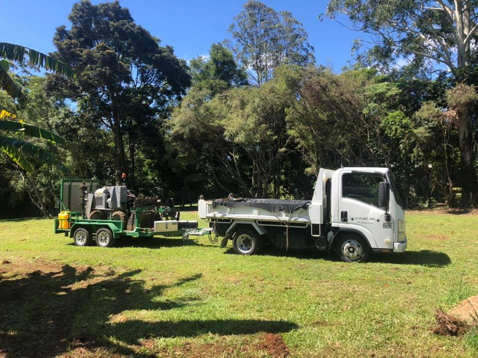 Kanga 827D 8 series with operator for contract hire - Landsborough Qld